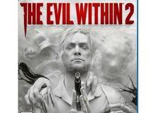 لعبة The evil within2 للبيع