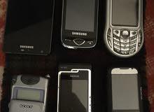 6 موبايلات للبيع