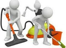 جنالخدمات التنظيف ومكافحه الحشرات