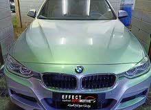 BMW 2017 M.sport فابريكه بالكامل و
