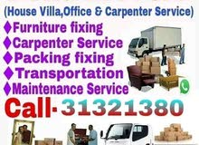 moving shifting carpenter transport service, 31321380