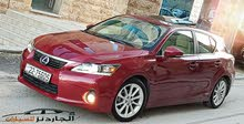 Lexus CT car for sale 2012 in Amman city