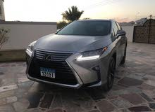 km Lexus RX 2017 for sale