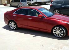 Red Cadillac ATS 2014 for sale
