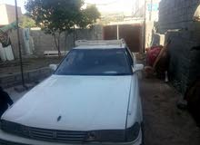 Gasoline Fuel/Power   Toyota Mark 2 1991