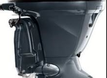 محرك ياماها 115 فور ستروك شفت قصير موديل 2010 ماشي حول 100ساعة