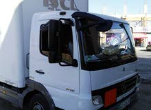 نقل كافة البضائع و الاجهزة الالكترونية مرسيدس LB إيجار يومي أو شهري .