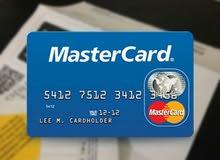 بطاقات قوقل بلاي و ايتونز و بطاقات مستر كارد و رصيد بأي بال
