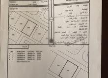 للبيع ارض سكنيه فالمصنعه بالقرب من مركز الشرطة