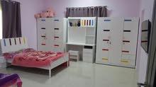 غرف نوم ومنتجات خشبية