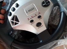 Power Steering Wheel for Gaming by IMax