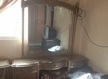 غرفة نوم بلوط  شغل دمياط