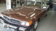 للبيع مرسيدس 450 SL موديل 1979 كلاسيك بحالة الوكاله