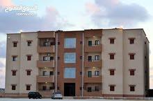 شقة في قنفوده بنغازي
