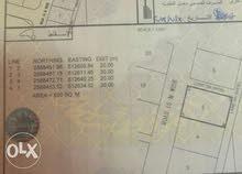 ارض سكنية للبيع القضاعية ولاية بدبد مربع4