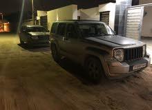 km mileage Jeep Liberty for sale