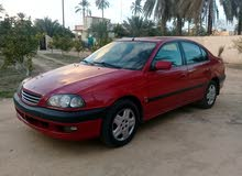 1 - 9,999 km Toyota Avensis 2002 for sale