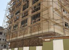 بناية جديدة للبيع بالنباعة امارة الشارقة موقع مميز