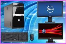 للبيع كمبيوتر كامل+هدايااا بأقل سعر في مصر