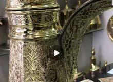 مصب نحاس  نقش ناعم نمرة 6