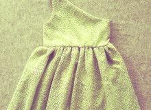فستان طفله لعمر 5سنوات