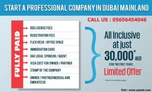 WANT TO START A BUSINESS IN DUBAI