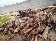 خشب التنور المشوي