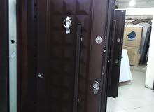 ابواب مصفحة بالاسكندرية 01285612233 لدي توكل للابواب باسعار جملة
