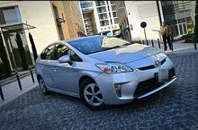 Toyota Prius car is available for a Month rent