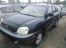 Gasoline Fuel/Power   Hyundai Santa Fe 2003