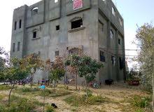 بيت طابقين حديث 160 متر البناء بتلة قليبو بمنطقة بيت لاهيا