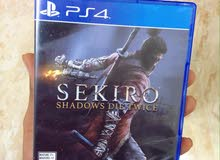 سيكيرو شادو داي توايس Sekiro Shadow Die Twice