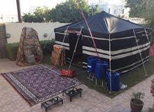 خيمة للإيجار