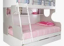 سرير فريسنو بطابقين- 200x90 سم - هوم سنتر