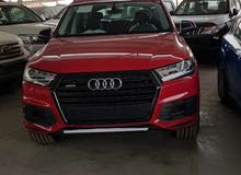 For sale New Audi Q7