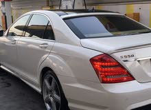 km Mercedes Benz S550 2013 for sale