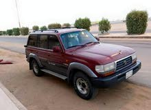 Maroon Toyota Other 1995 for sale
