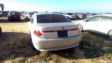 +200,000 km mileage BMW 735 for sale