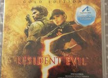 Resident Evil gold Edition for ps3