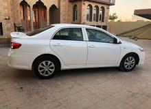 White Toyota Corolla 2013 for sale