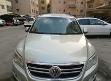 Gasoline Fuel/Power   Volkswagen Tiguan 2010