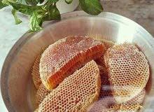 عسل طبيعي حر 100%