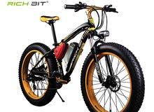 مطلوب دراجة كهربائية اقساط