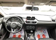 سيارة مازدا 6 موديل 2016