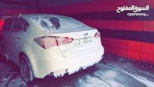 kia serato 2014 white
