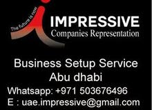NEW BUSINESS SET UP SERVICES IN DUBAI & ABU DHABI