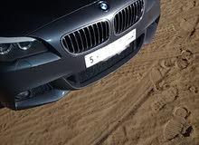 Gasoline Fuel/Power   BMW 535 2012