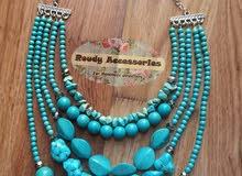 Fayroz stones necklace