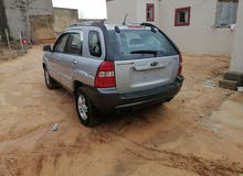 Kia Sportage car for sale 2007 in Al-Khums city