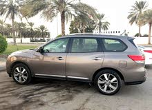 120,000 - 129,999 km mileage Nissan Pathfinder for sale